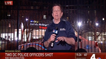 Team Coverage: 2 DC Officers Shot In Northeast