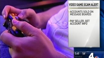 Buying Another Gamer's Account Can Put You in Jeopardy of a Scam