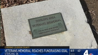 Goal Reached for Renovating Sterling Veterans Memorial