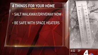 4 Things to Do for Your Car and Home Before the Refreeze