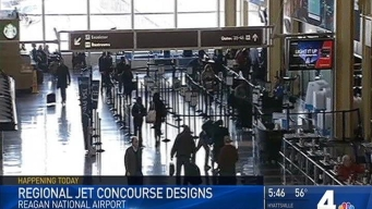 Major Changes Planned for Reagan National Airport