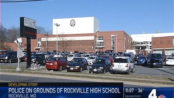 Security Boosted at Rockville High After Immigration-Related Threats