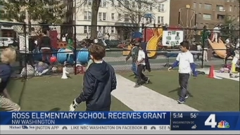 PHIT Grant Funds PE Equipment for NW DC School