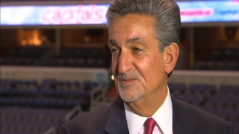 Capitals and Wizards Owner Ted Leonsis Talks About Critics, Fans and the Playoffs
