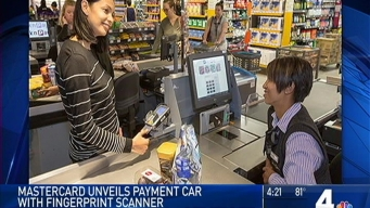 Fingerprint Could Replace PIN at Checkout