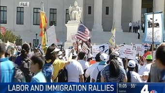 Immigrant Rights Groups Plan May Day March