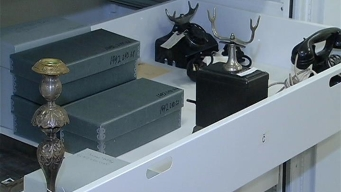 US Holocaust Museum Opened a New Conservation and Research Center