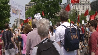 Thousands Gather in DC for Climate March