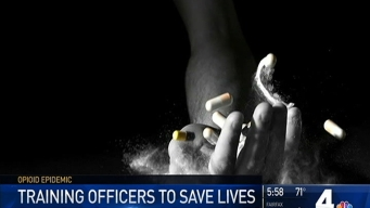 All Va. Officers to Be Trained on Opioid Overdose Response