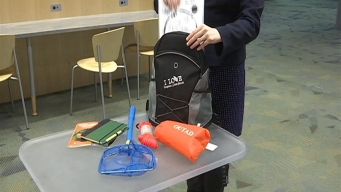 Fairfax County Libraries Start Nature Backpack Borrowing