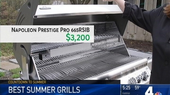 Summer Countdown: Best Grills for Summer Season