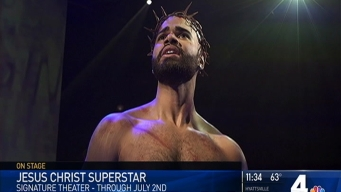 'Jesus Christ Superstar' Playing at Signature Theatre