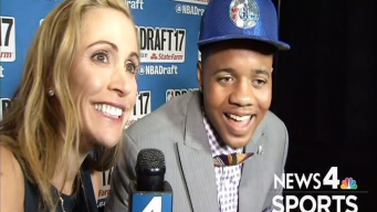 Carol Maloney Sits Down with No. 1 NBA Pick Markelle Fultz