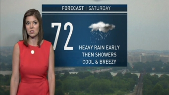 Evening Weather, July 27