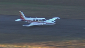 RAW VIDEO: Pilot Lands in Maryland Without Landing Gear