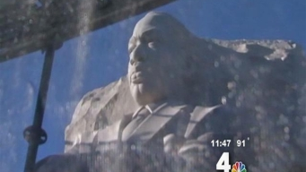MLK Jr. Memorial Dedication Preview