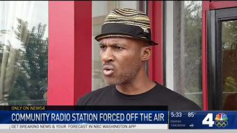 Anacostia Burglary Forces Radio Station Off the Air