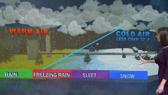 What Makes a Wintry Mix