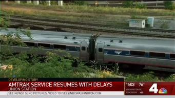 2 CSX Workers Killed by Train Outside Union Station