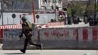 Afghan Official: Blast Rocks Country's Capital, Kills 7