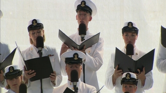 Amazing Grace at Pentagon Remembrance