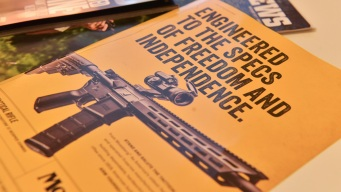 Shootings Put Semi-Automatic Rifles Ads Under New Scrutiny
