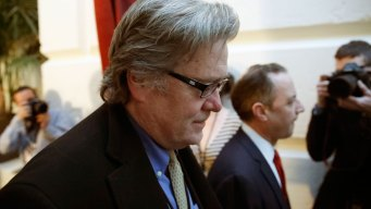 Trump Chief Strategist Leaves WH, Returns to Breitbart