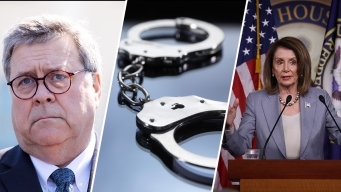 AG Barr Ribs Pelosi With 'Handcuffs' Crack