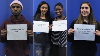 Students Organize Mental Health Week at Md. High School