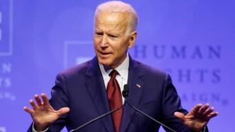Dem Rivals Rebuke Biden for Not Backing Abortion Rule Repeal