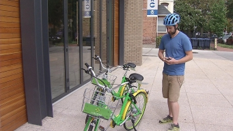First Dockless Bikeshares Set to Launch in DC Wednesday