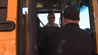Stafford County School Bus Drivers Train for Scary Scenarios