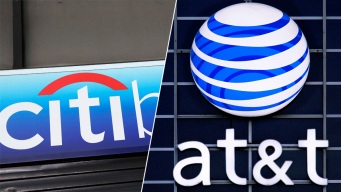 Citigroup Sues AT&T Over 'Thanks' Campaign