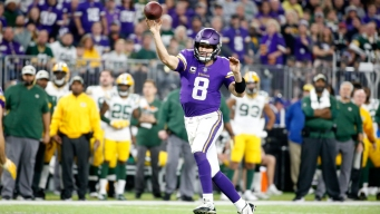 Cousins, Vikings Pass by Packers 24-17