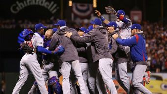 Cubs Beat Giants in Wild Comeback, Advance to NLCS