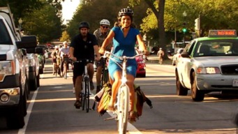 DC Cyclists Call for Safer Roads
