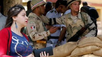 Egypt Votes on Referendum Extending el-Sissi's Rule to 2030