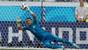 Egypt Goalkeeper El Hadary Becomes World Cup's Oldest Player