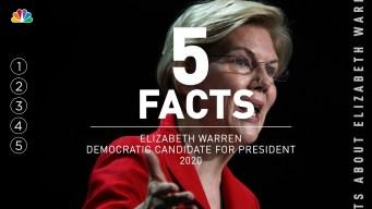 5 Facts: Elizabeth Warren