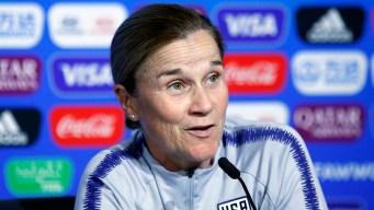 Jill Ellis Stepping Down as Women's National Team Coach