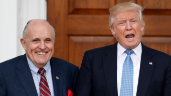 Giuliani Mystery Phone Calls Uncovered by Democrats' Report