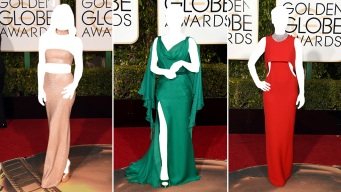 Guess Who? 2016 Golden Globes Red Carpet Quiz