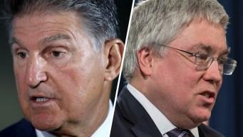 Manchin Keeps West Virginia Senate Seat