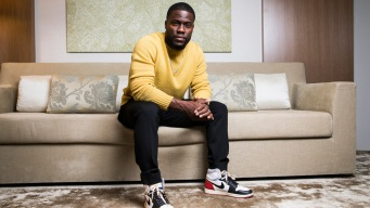 Kevin Hart Shares Emotional Video About Recovery After Crash
