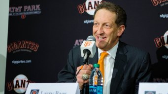 Video Shows SF Giants CEO in Physical Altercation With Wife