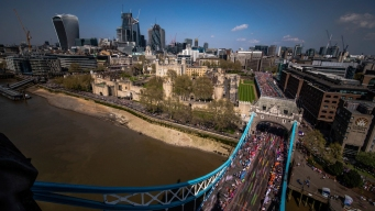 TV Chef, 29, Dies After Collapse at Hottest London Marathon