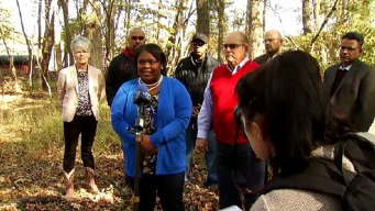 Activists Say Construction is Encroaching Va. Slave Cemetery
