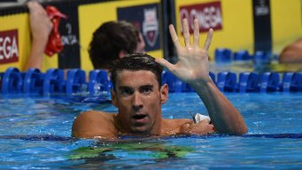 Michael Phelps Headed to Rio for Record 5th Olympics