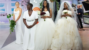Vera Wang Surprises Military Brides With Their Dream Dresses