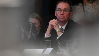 Mulvaney Gets His Subpoena From House Democrats in Probe